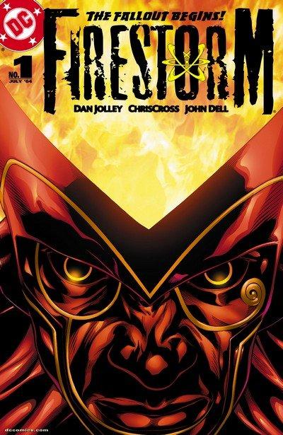 Firestorm Vol. 3 #1 – 35 (2004-2007)