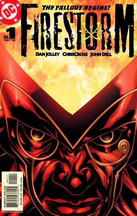 Firestorm Vol. 3 #1 – 35