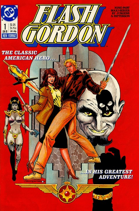 Flash Gordon #1 – 9