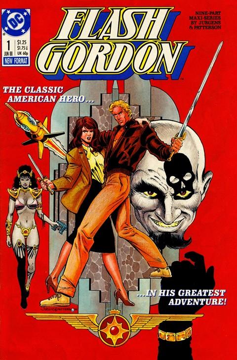 Flash Gordon #1 – 9