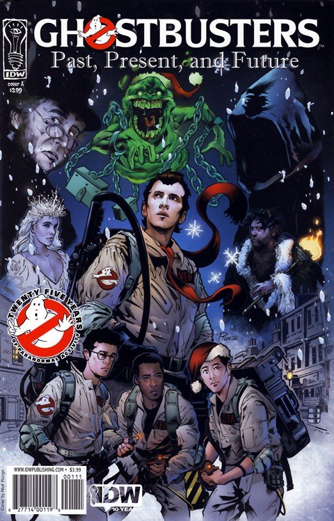 Ghostbusters – Past, Present, and Future