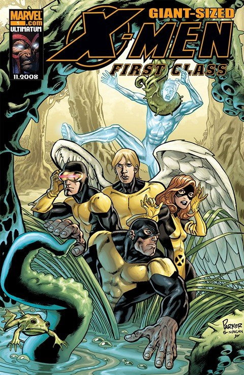 Giant-Size X-Men – First Class #1 (2008)