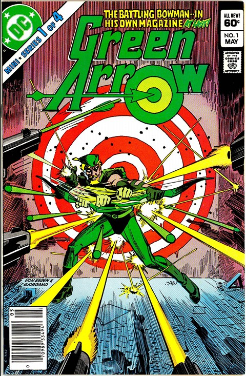 Green Arrow Vol. 1 – 4 (Complete)