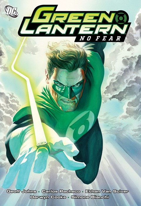 Green Lantern Vol. 1 – 8 (TPB) (2006-2010)