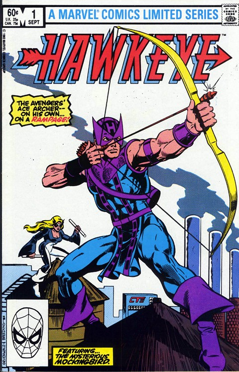 Hawkeye Vol. 1 – 5 + TPB + Extras (Collection) (1983-2019)