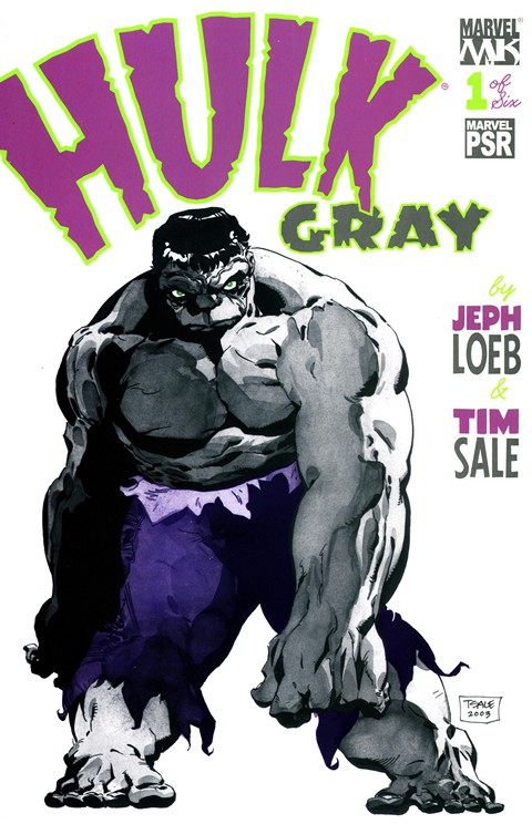 Hulk – Gray #1 – 6