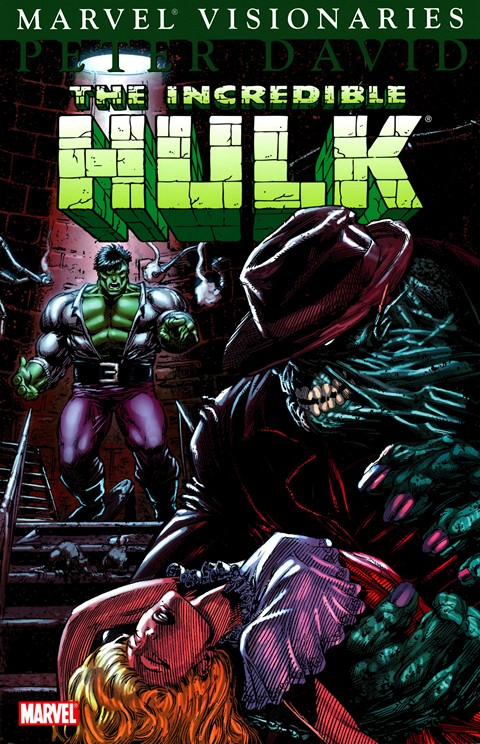 Incredible Hulk Visionaries Vol. 1, 6, 7 (TPB)