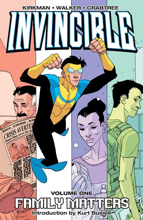 Invincible Vol. 1 – 20