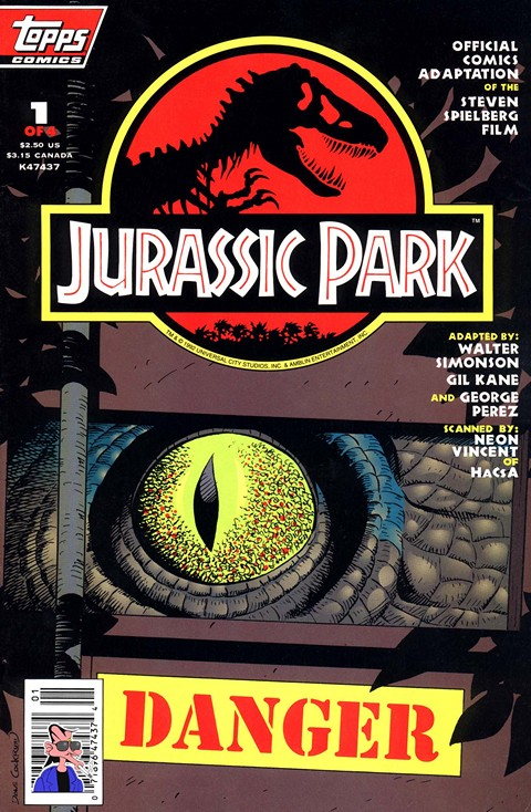Jurassic Park (Collection) (1993-1995)