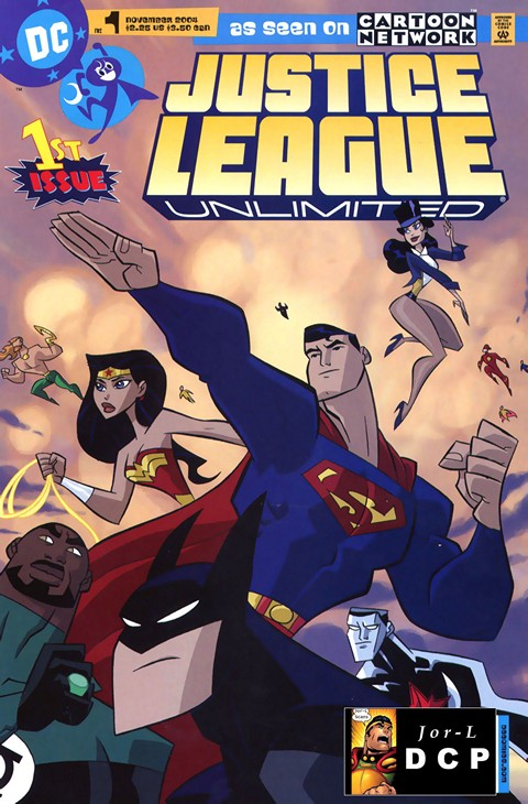 Justice League Unlimited #1 – 46