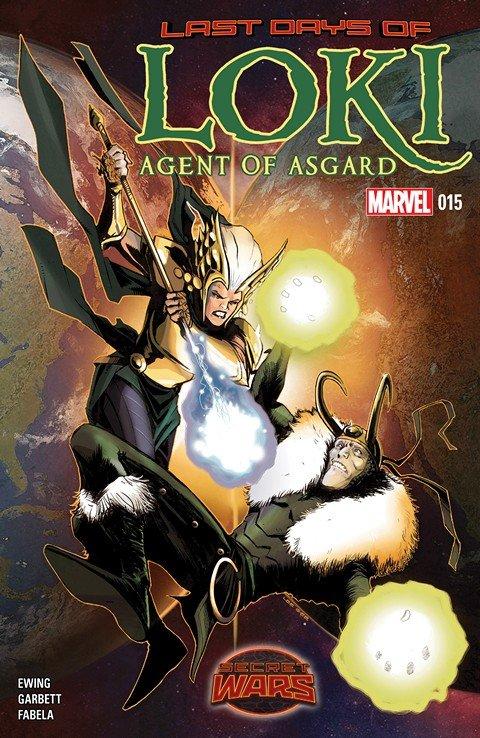 Loki – Agent of Asgard #15
