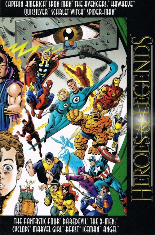 Marvel – Heroes & Legends