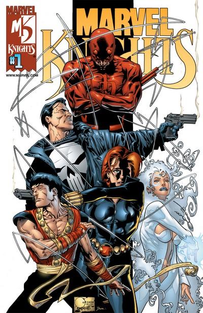 Marvel Knights Vol. 1 #1 – 15 (2000-2001)