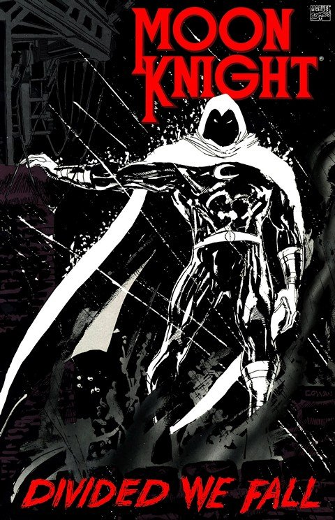 Moon Knight Divided We Fall