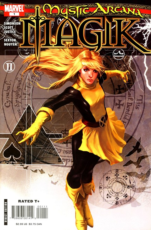 Mystic Arcana #0 – 4