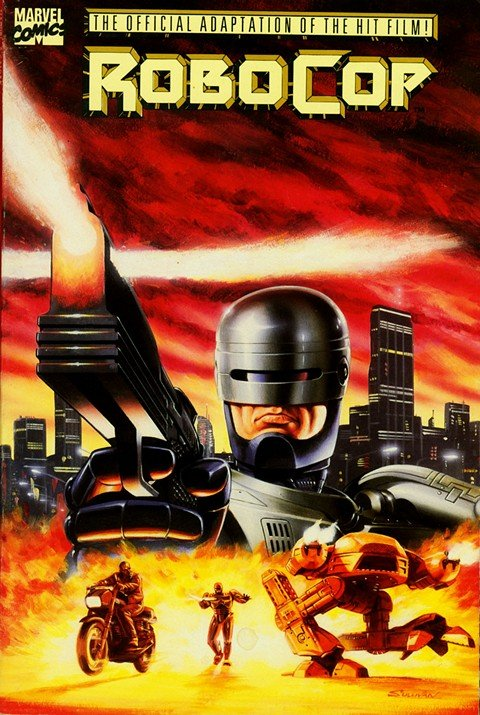 Robocop Movie Adaptation