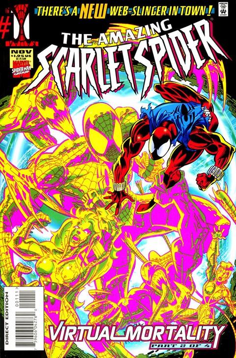 Scarlet Spider All Titles (1995-1996)