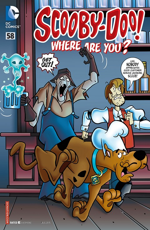 Scooby-Doo, Where Are You #58