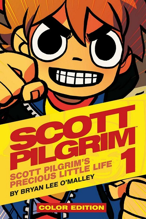 Scott Pilgrim #1 – 6 (Color Edition)