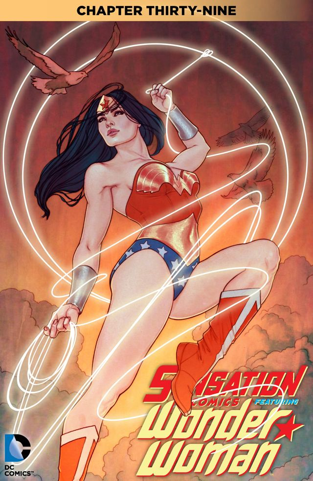 Sensation Comics Featuring Wonder Woman #39