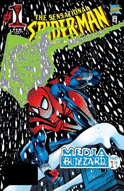 Sensational Spider-Man Vol. 1 #0 – 33 + Annual (1996-1999)