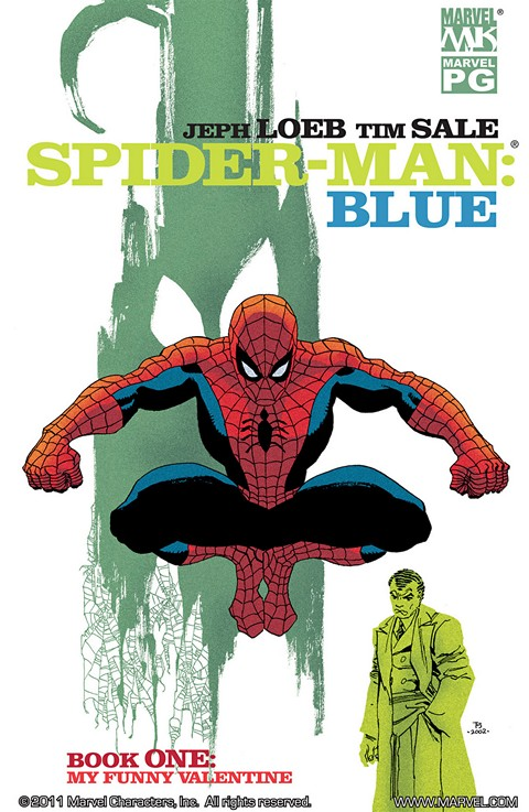 Spider-Man – Blue #1 – 6