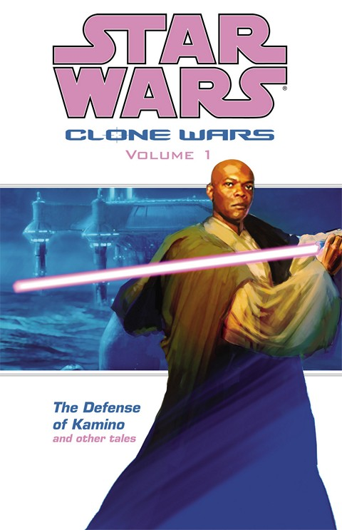 Star Wars Clone Wars Vol. 1 – 9 (TPB) (2003-2006)
