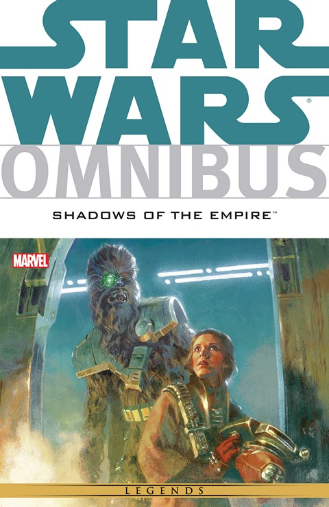 Star Wars Omnibus – Shadows of the Empire
