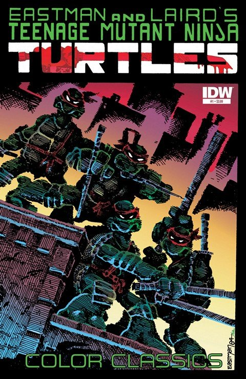 Teenage Mutant Ninja Turtles (Collection) (2011-2013)