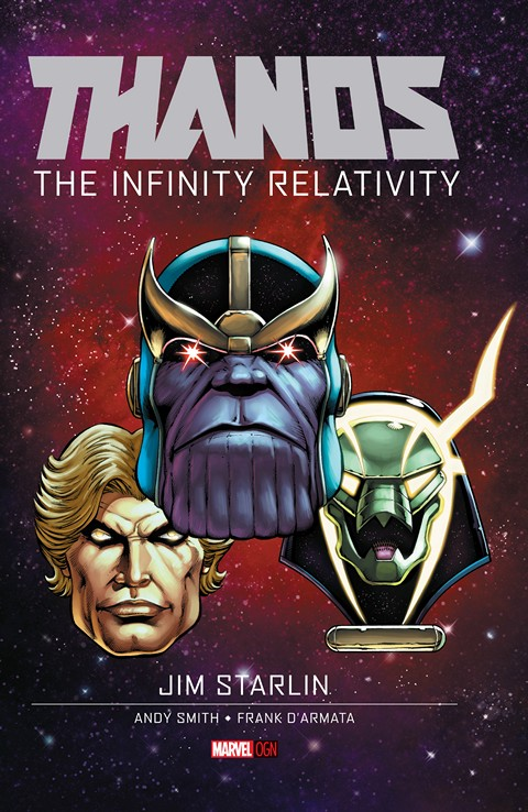 Thanos – The Infinity Relativity