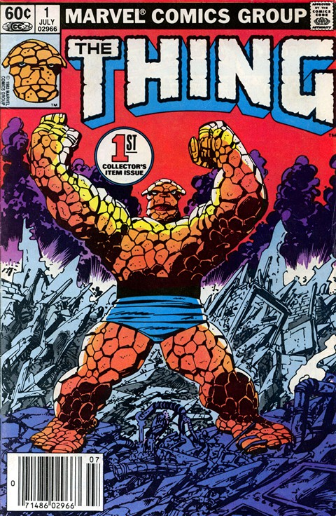 The Ben Grimm (The Thing) Collection