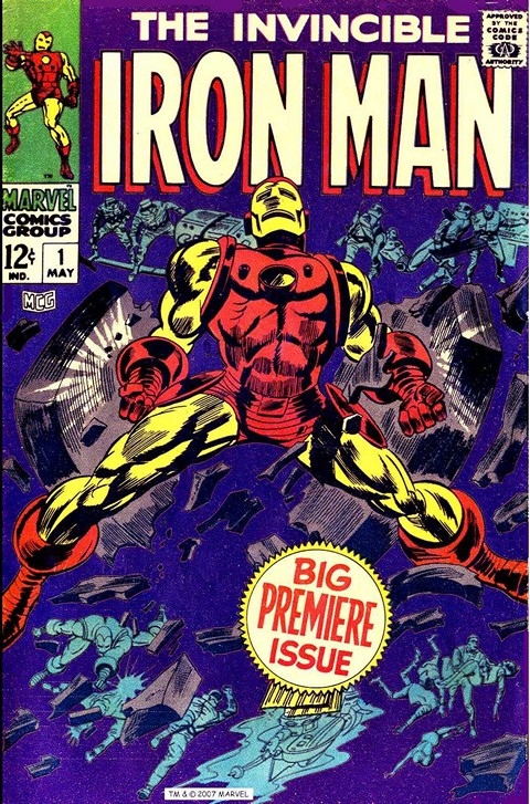 The Invincible Iron Man (Complete Collection)