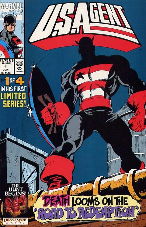U.S. Agent #1 – 4