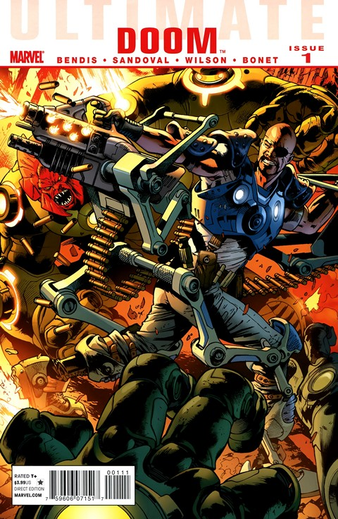 Ultimate Comics – Doomsday (Collection)