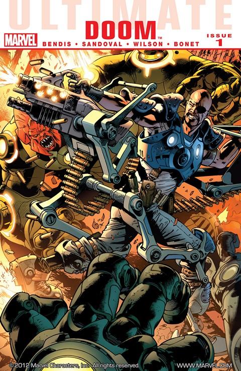 Ultimate Doom #1 – 4