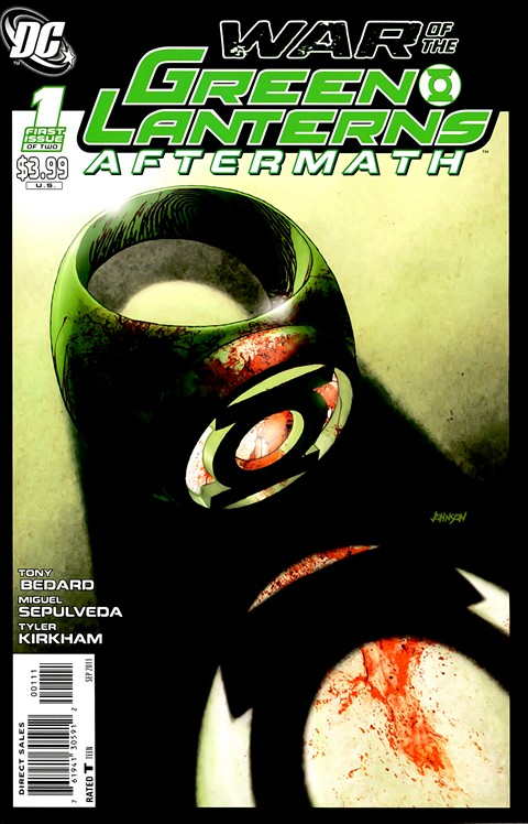War of the Green Lanterns – Aftermath #1 – 2