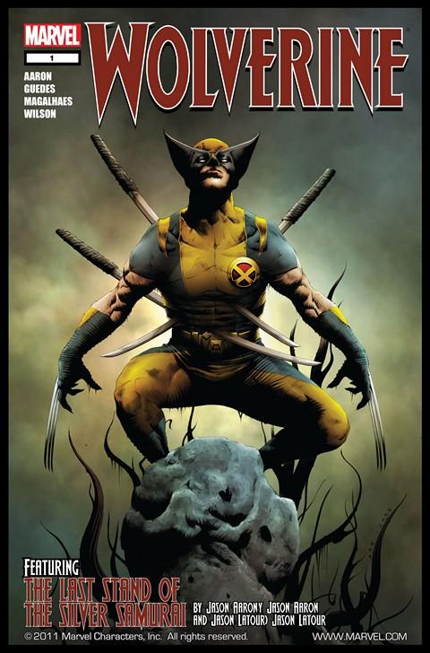 Wolverine Vol. 4 #1 – 20, 300-317 + Extras (2010-2013)