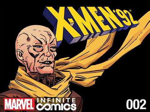 X-Men '92 Invinite Comic #2