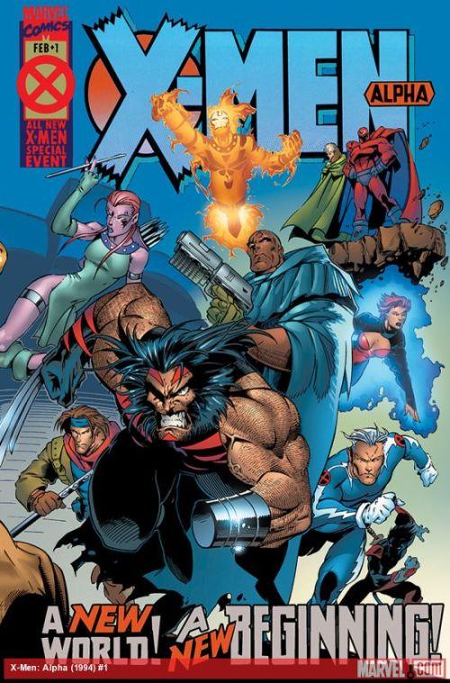 X-Men – Alpha #1
