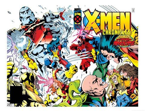 X-Men Chronicles #1 – 2