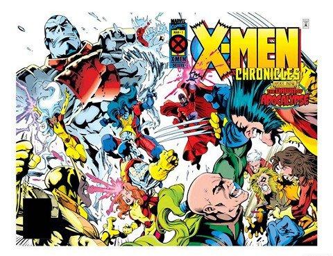 X-Men Chronicles #1 – 2