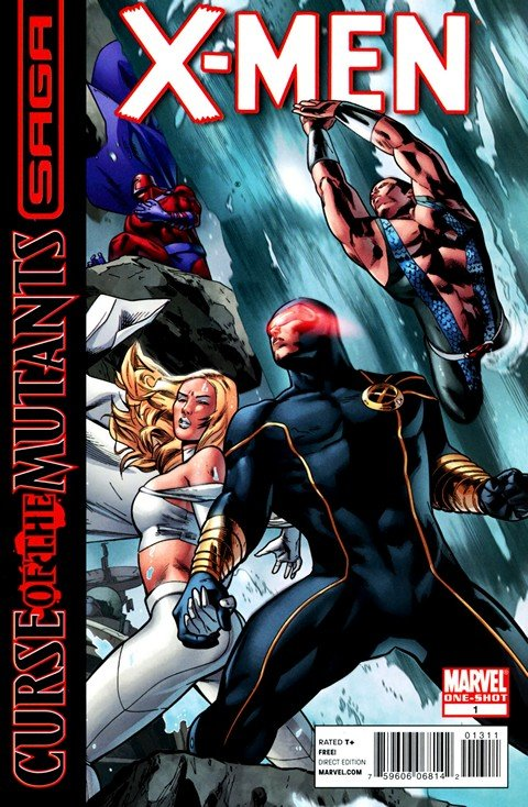 X-Men – Curse of the Mutants (Story Arc)
