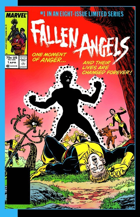 X-Men – Fallen Angels (HC)
