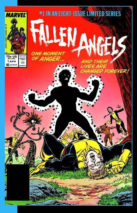 X-Men – Fallen Angels (HC)