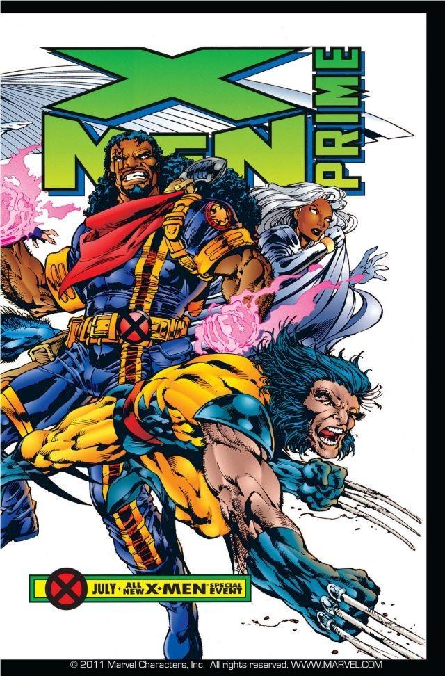 X-Men Prime #1