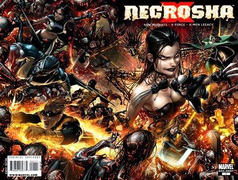 X-Necrosha (Story Arc)