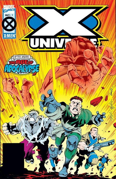 X-Universe #1 – 2