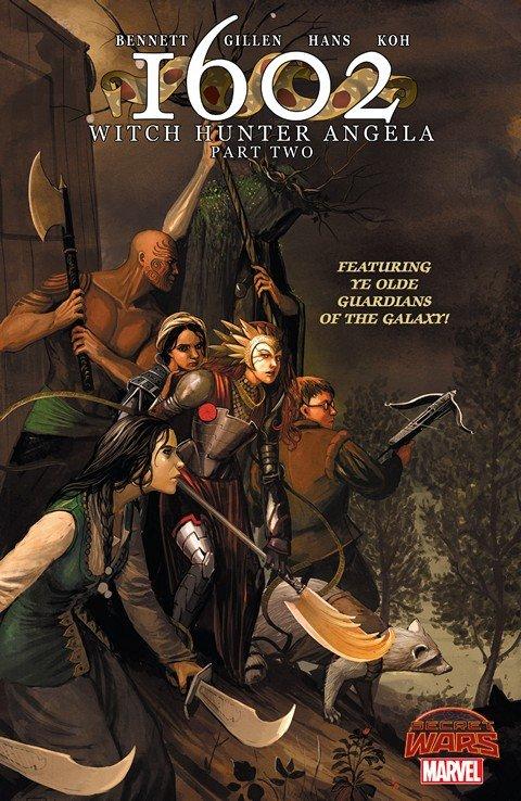 1602 – Witch Hunter Angela #2