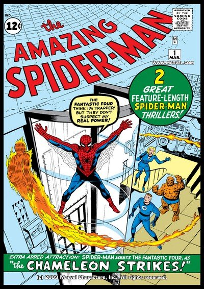 Amazing Spider-Man #1 – 700 + Annuals (1963-2012) (Digital)