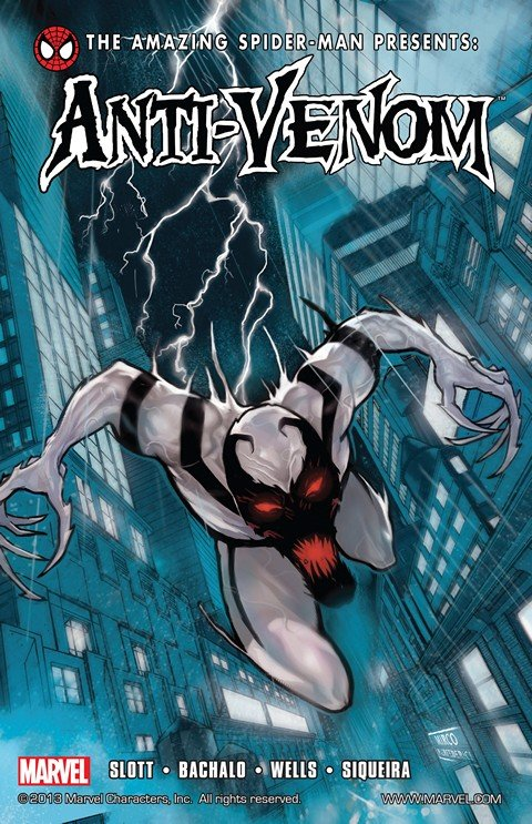 Amazing Spider-Man Presents – Anti-Venom